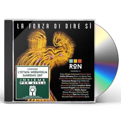 RON LA FORZA DI DIRE SI CD