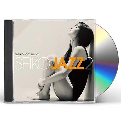 Seiko Matsuda SekioJazz2 CD