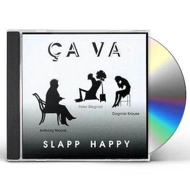 Slapp Happy CA VA CD