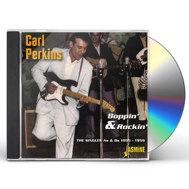 Carl Perkins SINGLES A'S & B'S 1955-59 CD