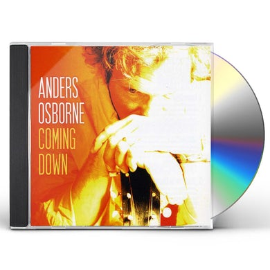 Anders Osborne COMING DOWN CD