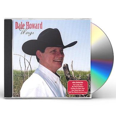 Dale Howard WINGS CD