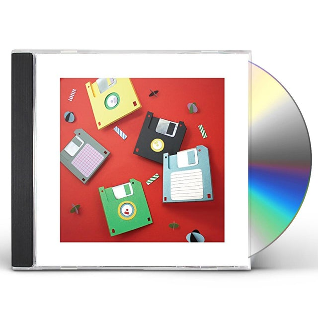 Suburban Living ALMOST PARADISE CD