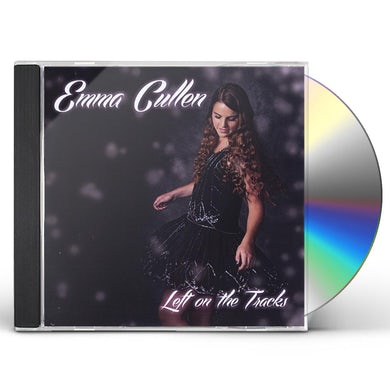 Emma Cullen LEFT ON THE TRACKS CD