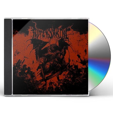 Adversarial DEATH ENDLESS NOTHING & BLACK KNIFE OF NIHILISM CD