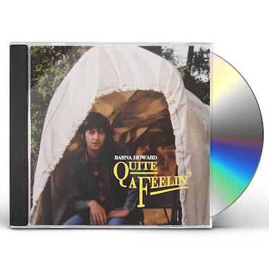 Barna Howard QUITE A FEELIN CD