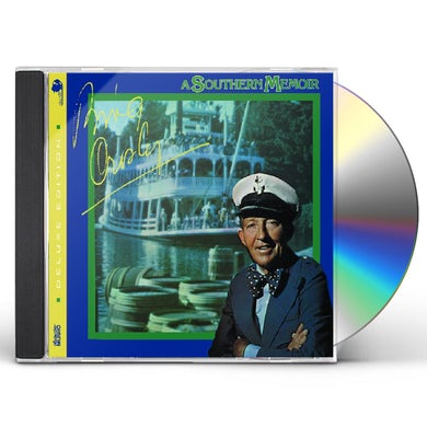 Bing Crosby SOUTHERN MEMOIR ( DELUXE EDITION ) CD