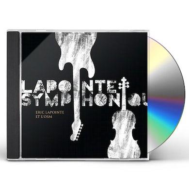 ERIC LAPOINTE LAPOINTE SYMPHONIQUE CD