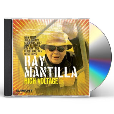 Ray Mantilla HIGH VOLTAGE CD