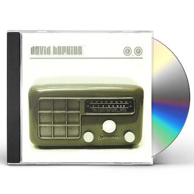 David Hopkins SCARED RABBIT EP CD