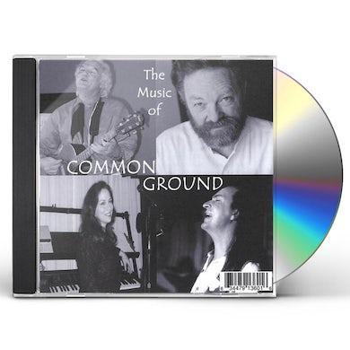 MUSIC OF COMMON GROUND CD