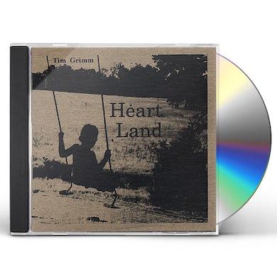 Tim Grimm HEART LAND CD