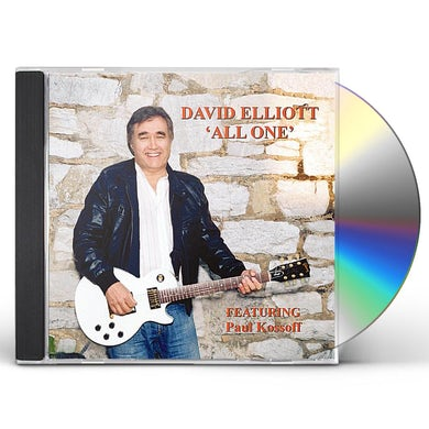 David Elliott ALL ONE CD