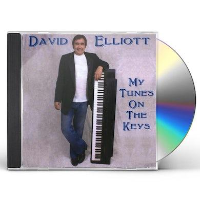 David Elliott MY TUNES ON THE KEYS CD