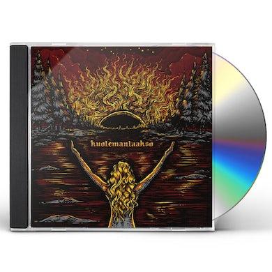 Kuolemanlaakso MUSTA AURINKO NOUSEE EP CD
