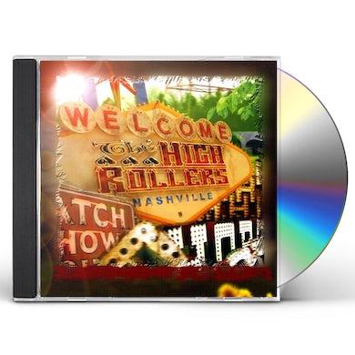 WELCOMETHE HIGH ROLLERS CD