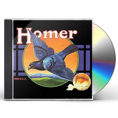 Homer COMPLETE RECORDINGS CD