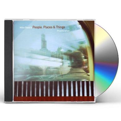 mike reed PROLIFERATION CD