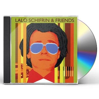Lalo Schifrin FRIENDS CD