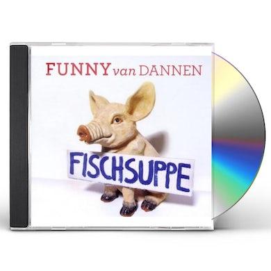 Funny Van Dannen FISCHSUPPE CD
