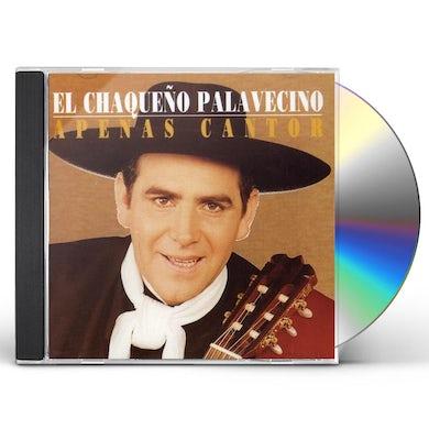 Chaqueno Palavecino APENAS CANTOR CD