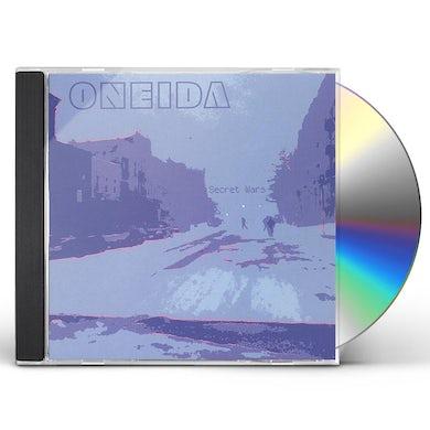 Oneida SECRET WARS CD