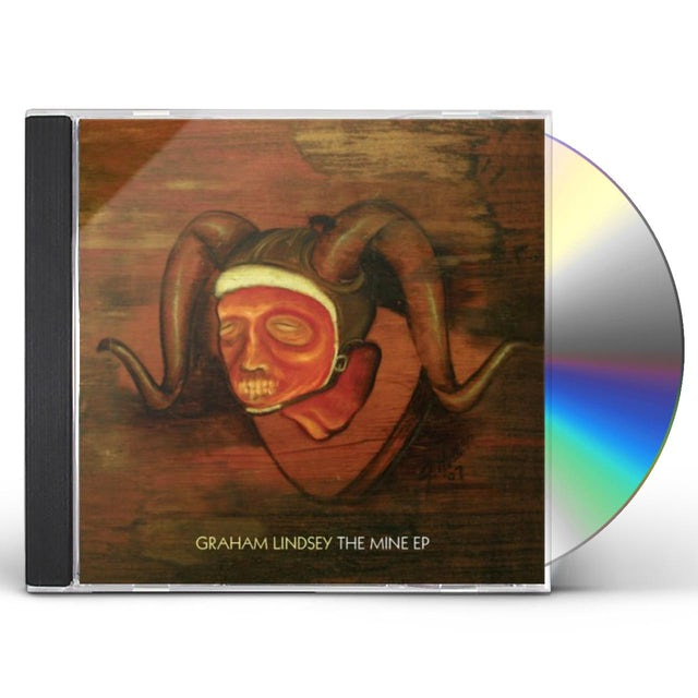 Graham Lindsey MINE CD