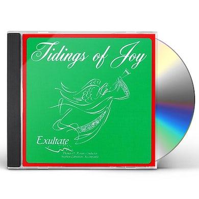 Exultate TIDINGS OF JOY CD