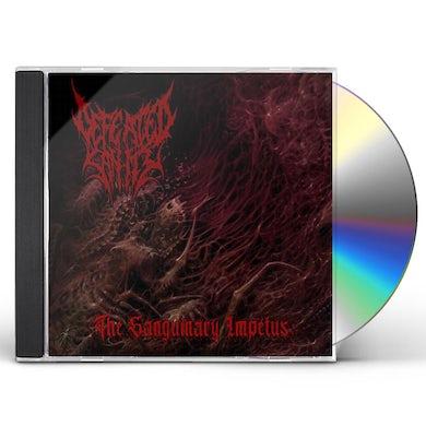 SANGUINARY IMPETUS CD