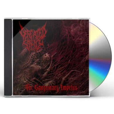 Defeated Sanity SANGUINARY IMPETUS CD