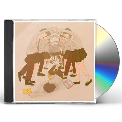 Her Space Holiday XOXO PANDA & THE NEW KID REVIVAL CD