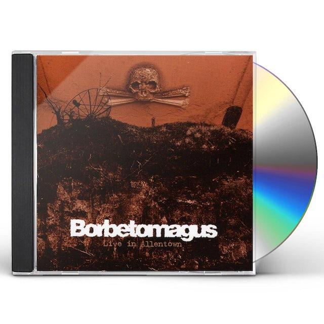 Borbetomagus LIVE IN ALLENTOWN CD