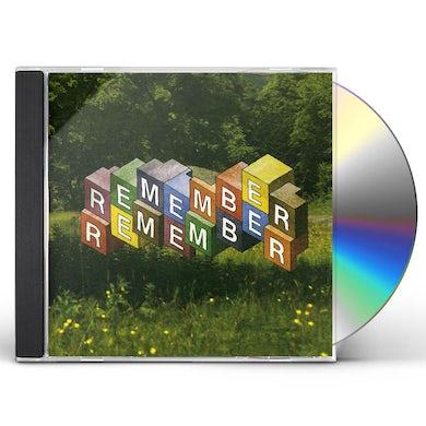 Remember Remember CD