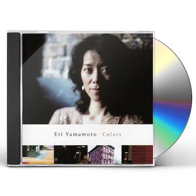 Eri Yamamoto COLORS CD