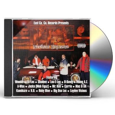 Woodie NORTHERN EXPOZURE 4 CD