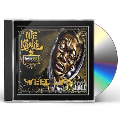 Wiz Khalifa WEED LIFE CD