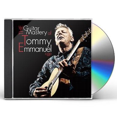 GUITAR MASTERY OF TOMMY EMMANUEL CD