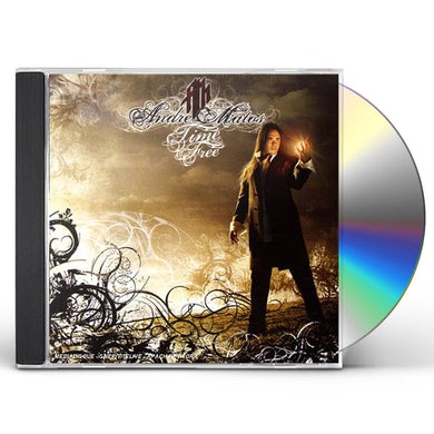 Andre Matos TIME TO BE FREE CD