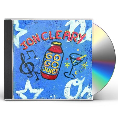 Jon Cleary GOGO JUICE CD