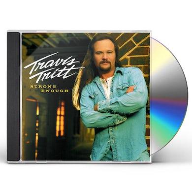 Travis Tritt STRONG ENOUGH CD