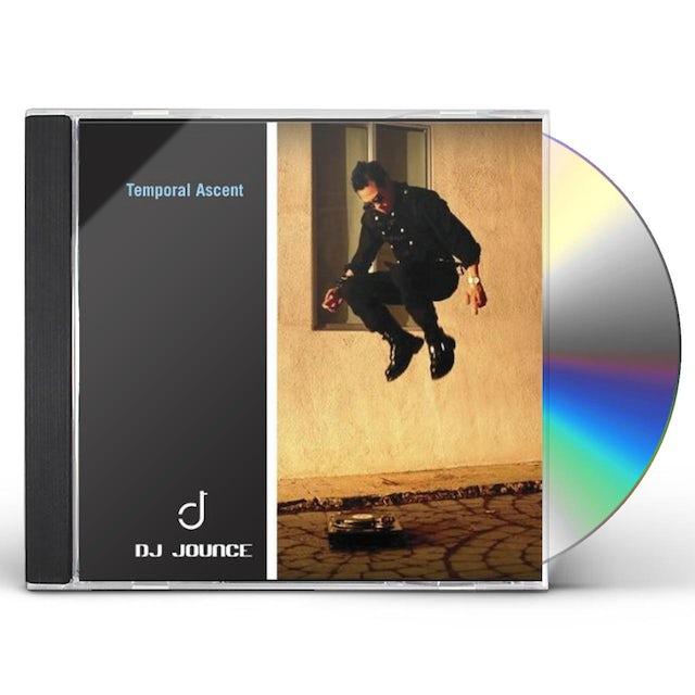 DJ Jounce TEMPORAL ASCENT CD