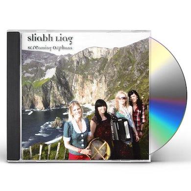 Screaming Orphans SLIABH LIAG CD