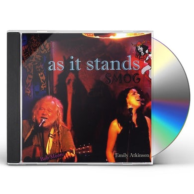 Smog AS IT STANDS CD