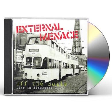 External Menace OFF THE RAILS CD