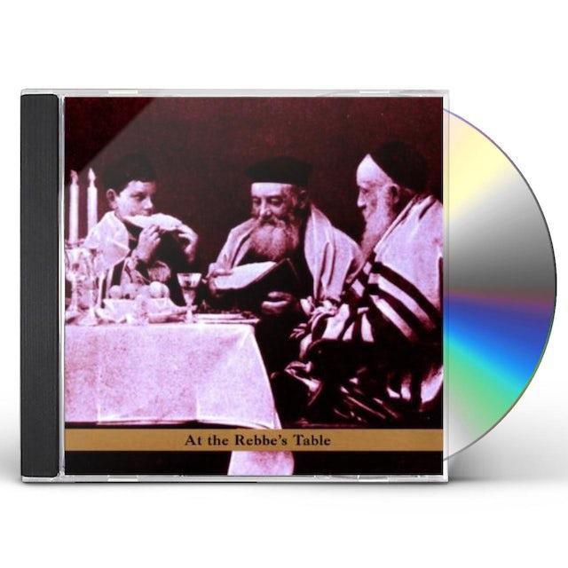 Tim Sparks REBBE'S TABLE CD