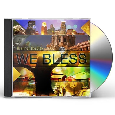 Heart Of The City WE BLESS CD