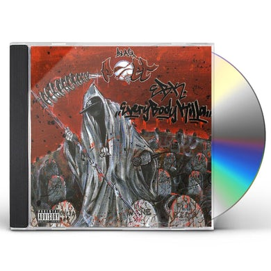 Blaq Poet EBK CD