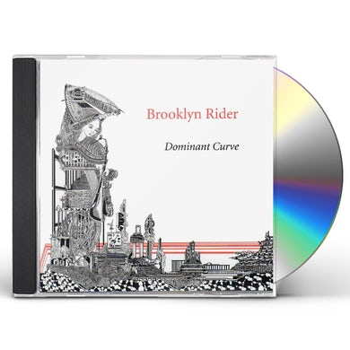 Brooklyn Rider DOMINANT CURVE CD