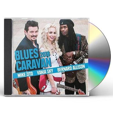 Mike Zito Blues Caravan 2018 CD