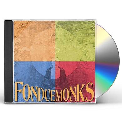 Fondue Monks SO IT SEEMS CD